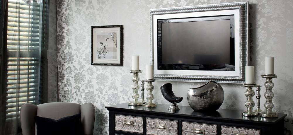 Dallas Custom Tv Frames Frame Your Tv Sam S Custom Framing