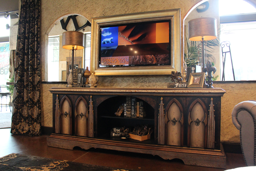 Custom Framed TVs