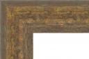 EC864 Gold Acid Wash Scoop Frame 2-1/8 Wide