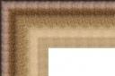 EC883 Gold-Black Radiant Swan Frame 3-1/4 Wide