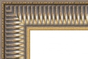 Wall - 928 Silver Poly Frame Moulding
