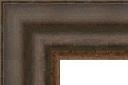 "EC757 Bronze Reverse Curve Frame 3-3/8"" Wide"