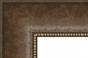 """EC561 Walnut Scoop Frame 2-7/8"""" Wide"""