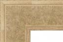"""EC568 Large Textured Ivory Frame 4-1/2"""" Wide"""