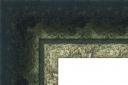 """EC764 Contemporary Silver Slant Frame 2"""" Wide"""